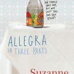 BOOK CLUB: Allegra in Three Parts
